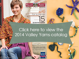 2014 Valley Yarns Catalog