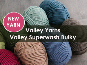 Valley Yarns Valley Superwash Bulky Yarn