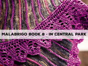 Malabrigo Book 8 - In Central Park