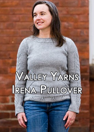 Valley Yarns Irena Pullover