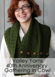Valley Yarns 40th Anniversary Gathering In Cowl