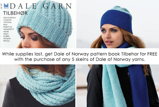 Dale of Norway Promo