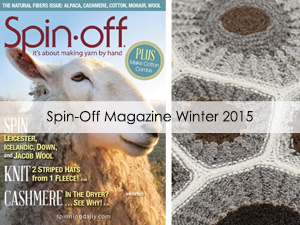 Winter issue of Spin Off Magazine