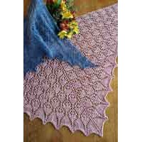 2014 Flower Basket Shawl