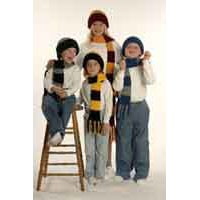 P566 New Wizard Hats & Scarves