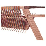 Schacht Sectional Warp Beam