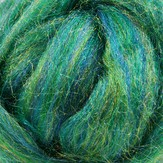 Ashland Bay Firestar Spinning Fiber