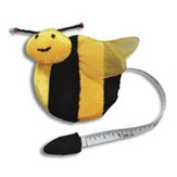 Lantern Moon Bumble Bee Tape Measure