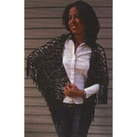 601 Crocheted Wendy Shawl