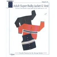 32 Adult Super Bulky Jacket