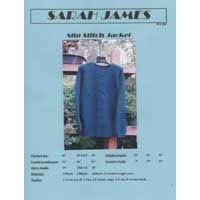 WJ205 Slip Stitch Jacket