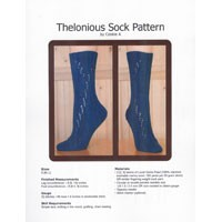 Thelonious Sock Pattern