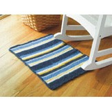 Valley Yarns 167 Nantucket Felted Rug (Free)