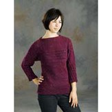 Valley Yarns 191 Greylock Pullover (Free)