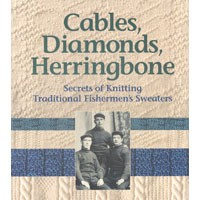 Cables, Diamonds, and Herringbone