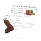 Sock Blocker Keychain and Mini Pattern
