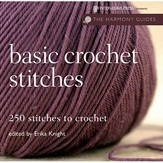 Harmony Guides: Basic Crochet Stitches