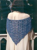 Bad Cat Designs Hydrangea Shawl Pattern