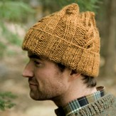 Berroco Devon Hat PDF - Norah Gaughan Men