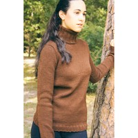 104 Basic Merino Turtleneck