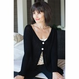 Be Sweet Beth Cardigan (Free)