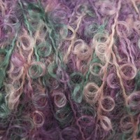 Big Loop Mohair Bouquet of Color