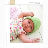 Blue Sky Alpacas Simple Baby Hat (Free)