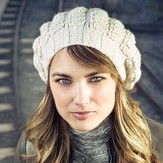 Blue Sky Fibers Sweet Sixteen Hat - 3819