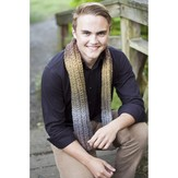 Cascade Yarns B197 The Dude Scarf (Free)