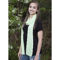 DK313 Signs of Spring Scarf (Free)