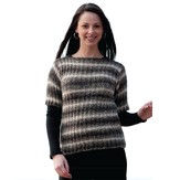 Cascade Yarns W242 Magic Rib Sweater (Free)
