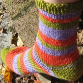 Classic Elite Yarns Liberty Wool Socks (Free)