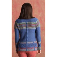 1406 Flying Colors Cardigan PDF
