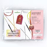 Knitter's Pride Comby Interchangeable Sampler Set II