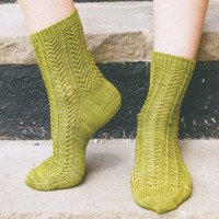 Hedera Sock Pattern