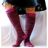 Cosmicpluto Knits Delicious Knee Socks PDF