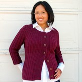Laura Chau Monday Morning Cardigan PDF