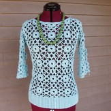 Crochet by Faye Zany Tunic PDF
