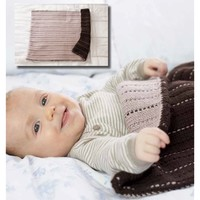 Running Stitch Blanket PDF