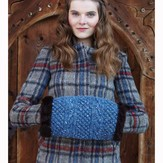 Debbie Bliss Fur-Lined Muff PDF - Magazine #9
