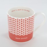 Debbie Bliss Stitch Mugs