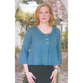 Dovetail Designs K2.36 Cropped Swing Jacket to Knit