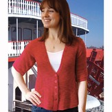 Dovetail Designs K2.45 E-Z V-Neck Cardigan PDF