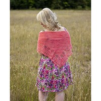 Summer Rose Shawl PDF