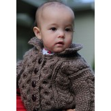 Lisa Ellis Designs CS-5 Lil Bear Cardigan PDF