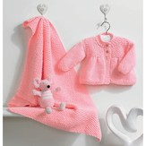 Euro Peaches Jacket and Blanket PDF