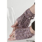 Introduction to Lace Crochet: Make Fingerless Gloves! with Dora Ohrenstein