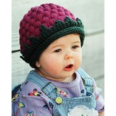 Fiber Trends CH9 A Berry Cute Hat