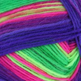 Regia Fluormania Color 4-Ply