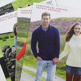 Hayfield Pattern 5 Pack - Hayfield Aran & Bonus Aran